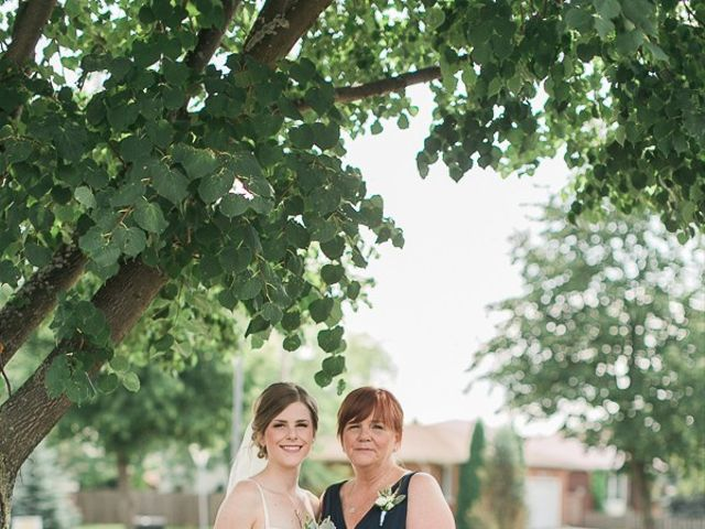 Paul and Dayne's wedding in St Catharines, Ontario 35