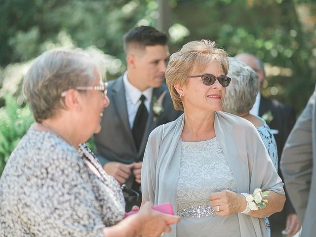 Paul and Dayne's wedding in St Catharines, Ontario 38