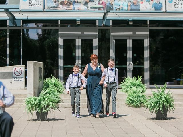 Paul and Dayne's wedding in St Catharines, Ontario 39