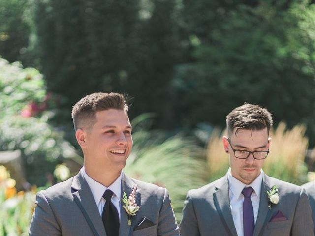 Paul and Dayne's wedding in St Catharines, Ontario 41