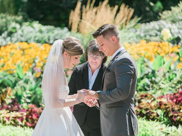 Paul and Dayne's wedding in St Catharines, Ontario 43