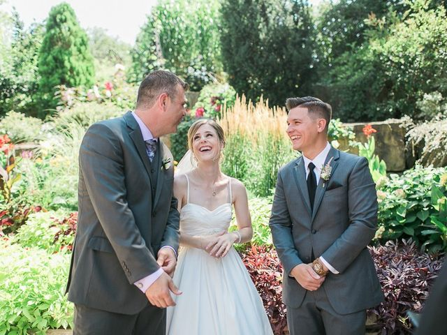 Paul and Dayne's wedding in St Catharines, Ontario 49