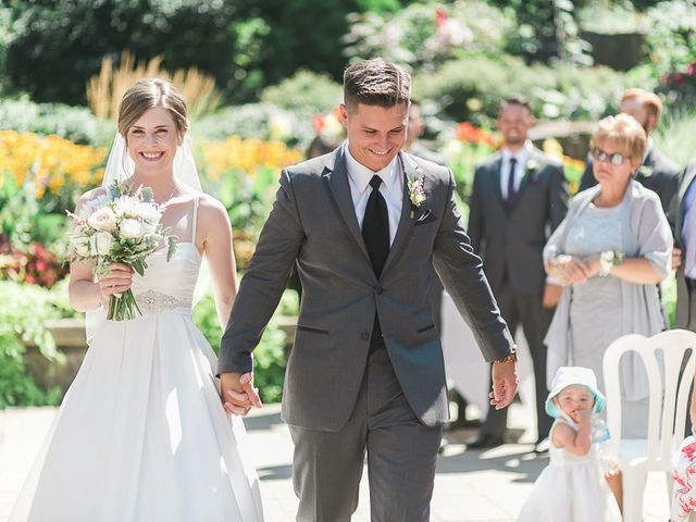Paul and Dayne's wedding in St Catharines, Ontario 50