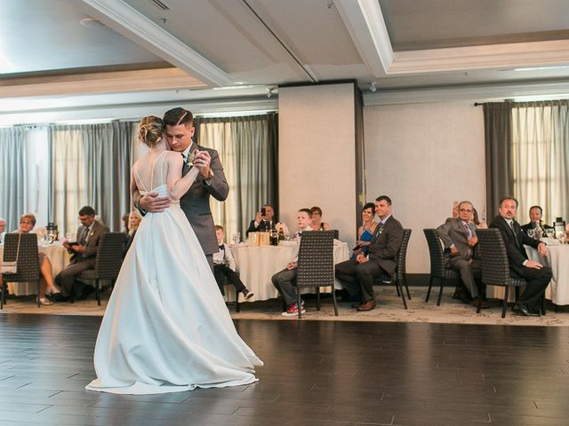 Paul and Dayne's wedding in St Catharines, Ontario 106