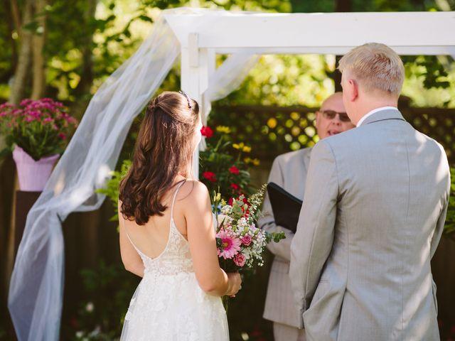 Sam and Samantha's wedding in Tsawwassen, British Columbia 7