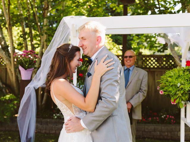 Sam and Samantha's wedding in Tsawwassen, British Columbia 11