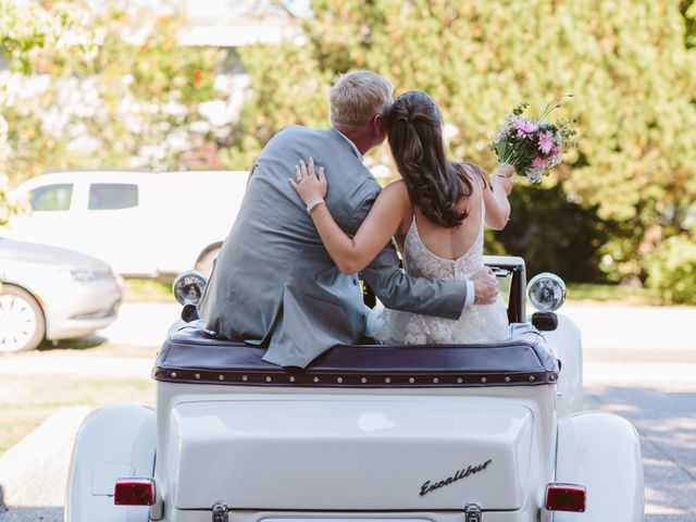 Sam and Samantha's wedding in Tsawwassen, British Columbia 15