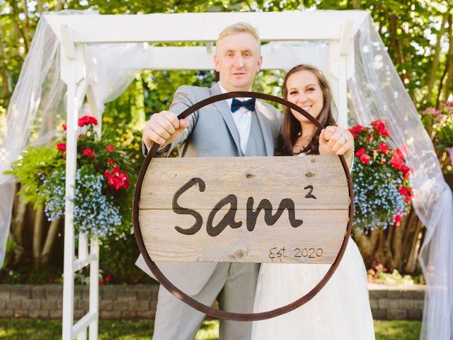 Sam and Samantha's wedding in Tsawwassen, British Columbia 25