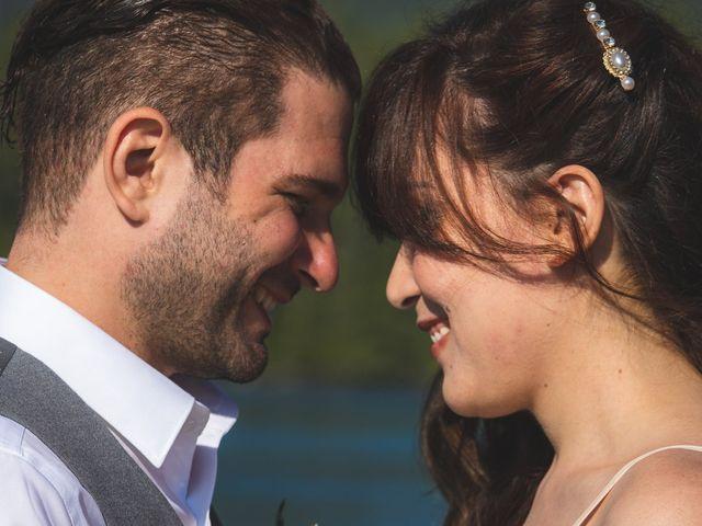 Lucas and Silvana's wedding in Tofino, British Columbia 3