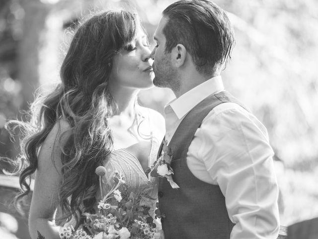 Lucas and Silvana's wedding in Tofino, British Columbia 5