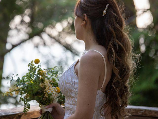 Lucas and Silvana's wedding in Tofino, British Columbia 6