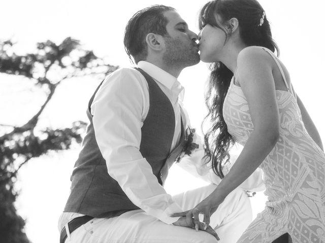 Lucas and Silvana's wedding in Tofino, British Columbia 9