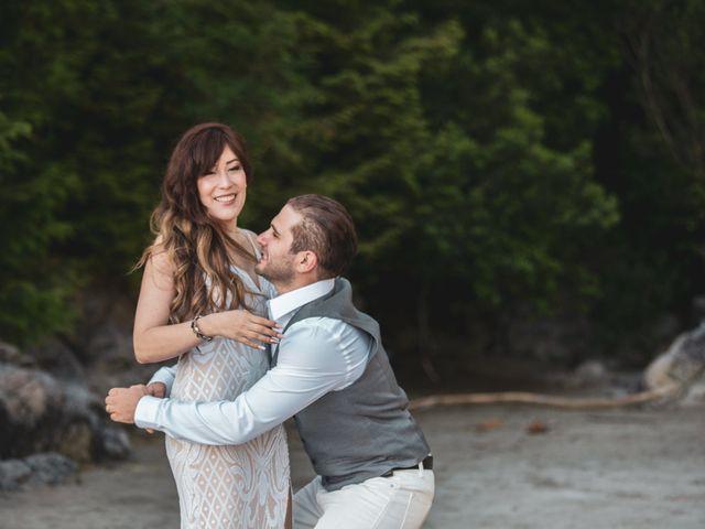 Lucas and Silvana's wedding in Tofino, British Columbia 17