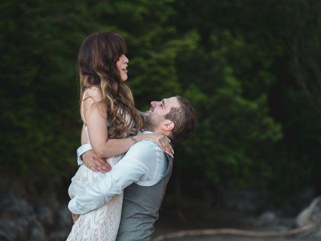 Lucas and Silvana's wedding in Tofino, British Columbia 19