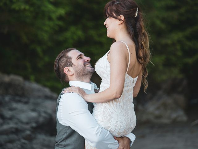 Lucas and Silvana's wedding in Tofino, British Columbia 21