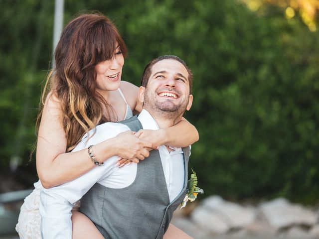 Lucas and Silvana's wedding in Tofino, British Columbia 25