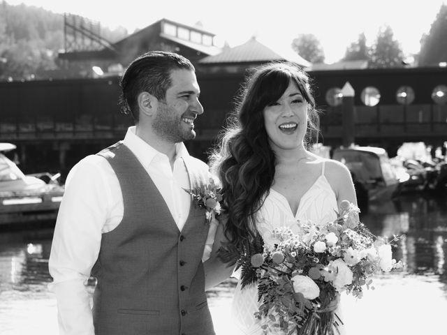 Lucas and Silvana's wedding in Tofino, British Columbia 38