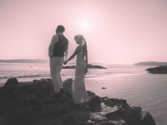 Lucas and Silvana's wedding in Tofino, British Columbia 42