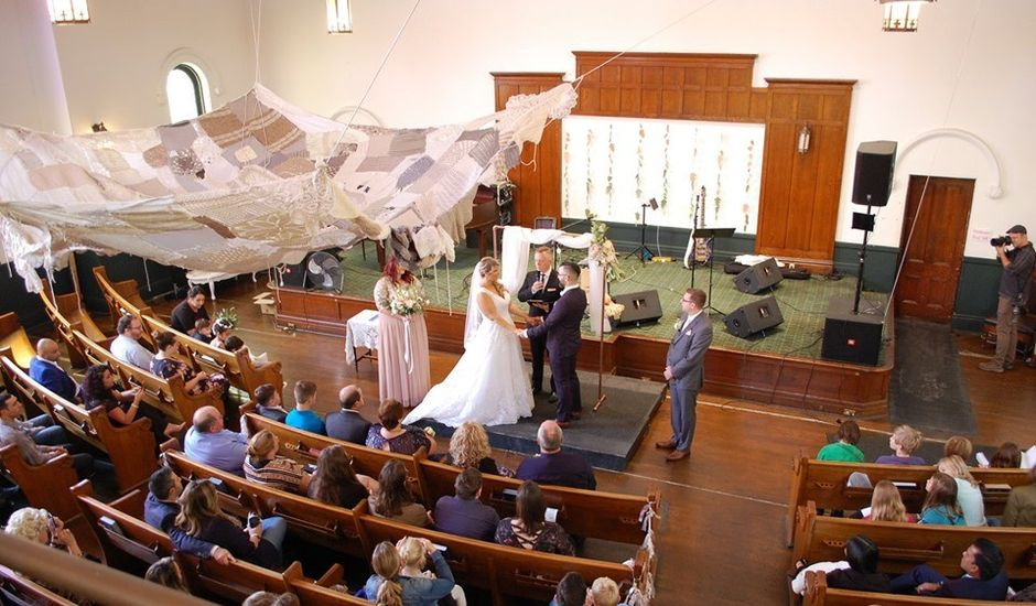 Nathan and Sonia's wedding in Hamilton, Ontario