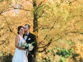 The wedding of Katelynn and John-Ross