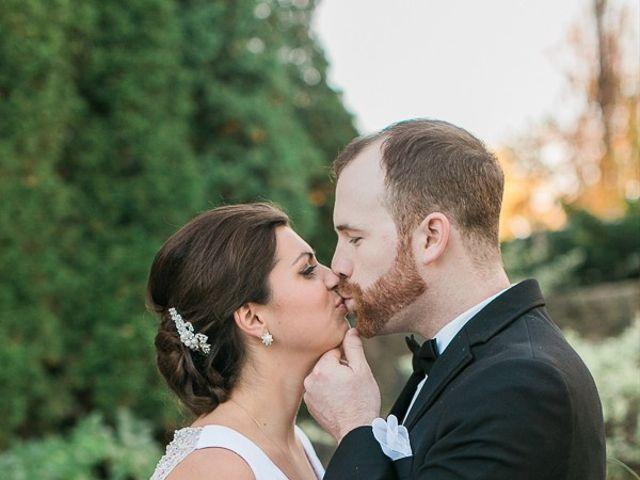 John-Ross and Katelynn's wedding in Niagara on the Lake, Ontario 1