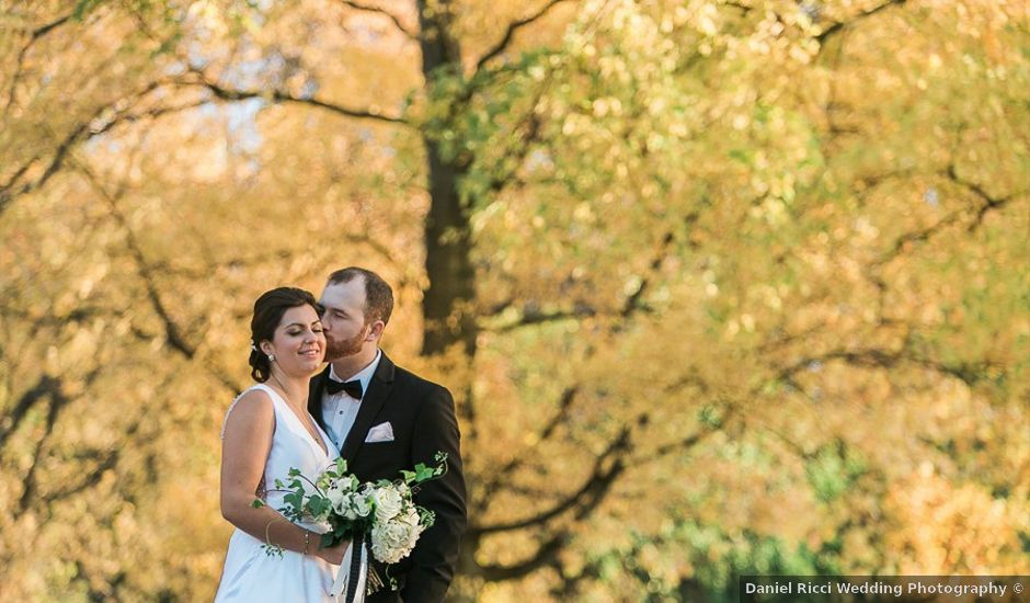 John-Ross and Katelynn's wedding in Niagara on the Lake, Ontario