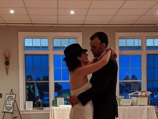 The wedding of Monica and Karl Simpson  3