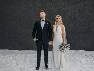 The wedding of Natasha and Robert
