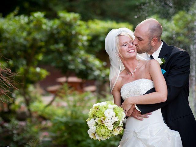 The wedding of Tamara and Kristjen