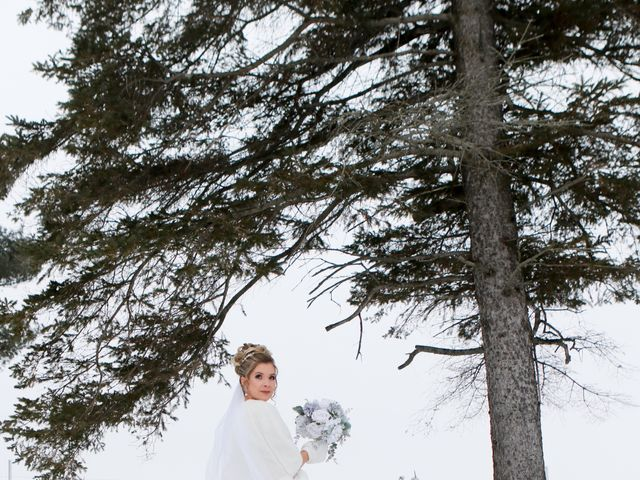 Andrew and Megan's wedding in Kingsey Falls, Quebec 26