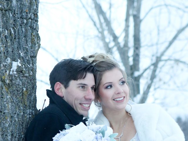 Andrew and Megan's wedding in Kingsey Falls, Quebec 50