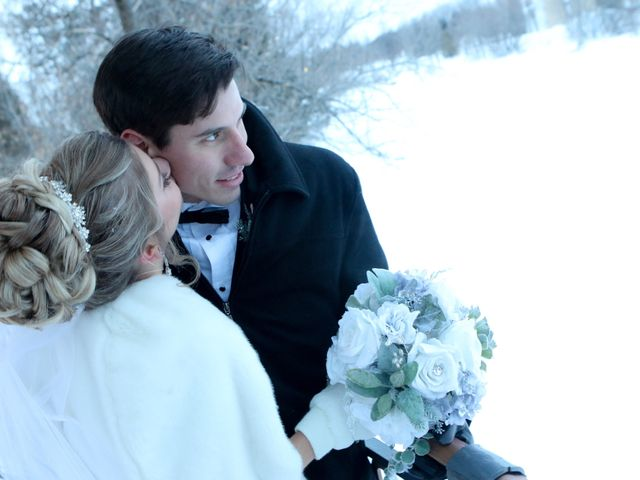 Andrew and Megan's wedding in Kingsey Falls, Quebec 59