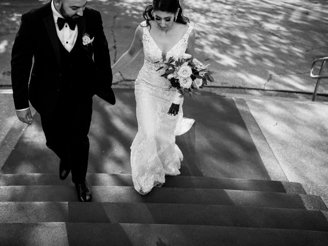 Andrew and Katie's wedding in Toronto, Ontario 39