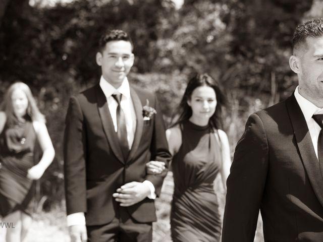 Jessie and Chey's wedding in Ucluelet, British Columbia 4