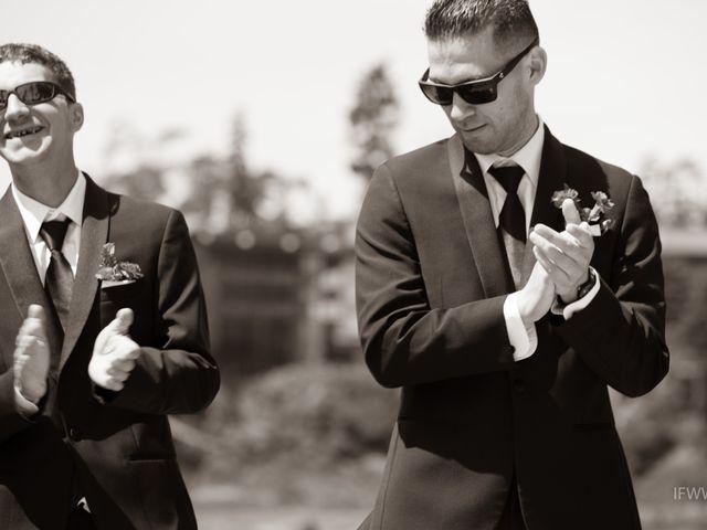 Jessie and Chey's wedding in Ucluelet, British Columbia 5