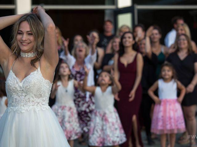 Jessie and Chey's wedding in Ucluelet, British Columbia 12