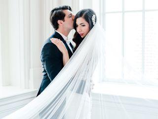 The wedding of Sahar and Daniel