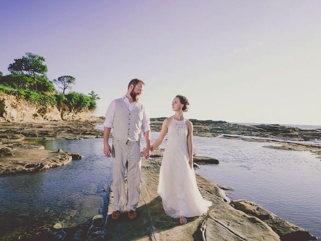 The wedding of Amanda and Jon