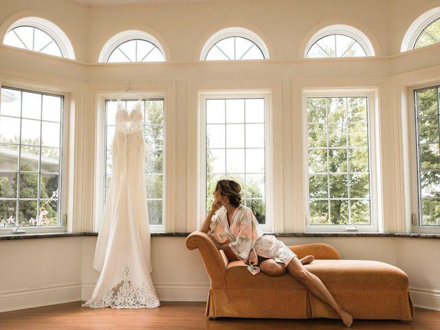 Romelo and Ali's wedding in Bethany, Ontario 3