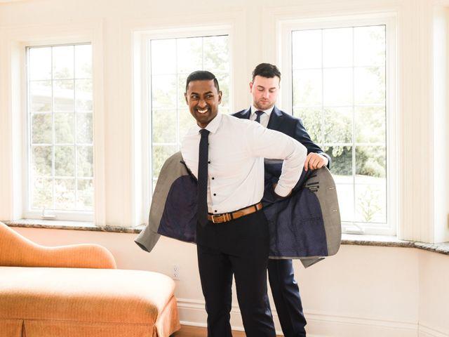 Romelo and Ali's wedding in Bethany, Ontario 6