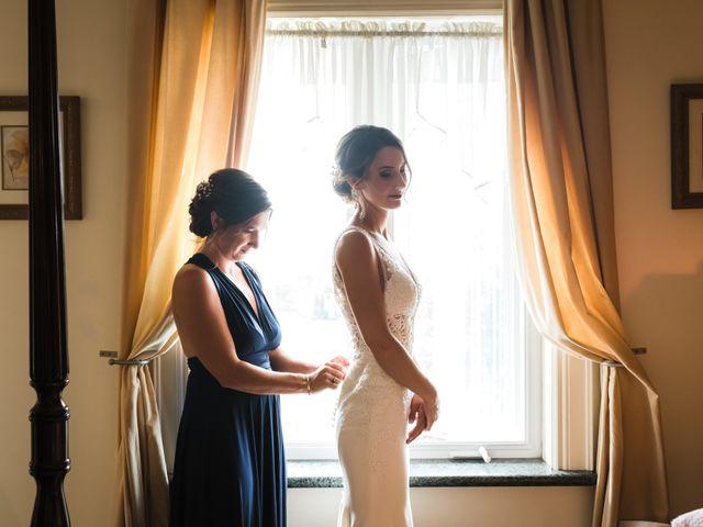 Romelo and Ali's wedding in Bethany, Ontario 7