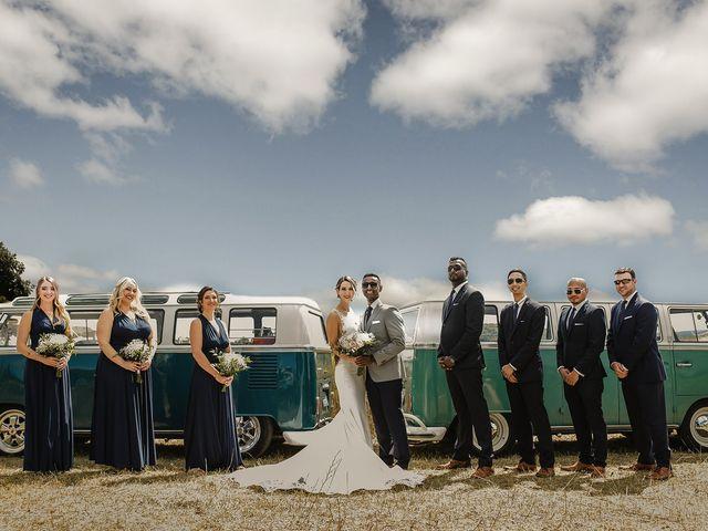 Romelo and Ali's wedding in Bethany, Ontario 20