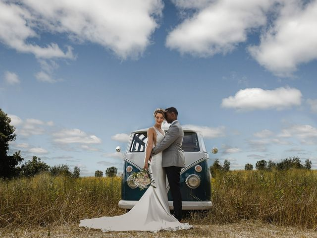 Romelo and Ali's wedding in Bethany, Ontario 21