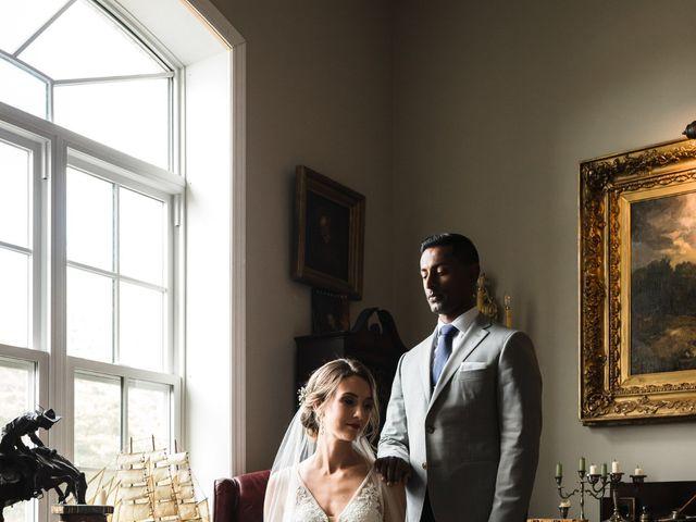 Romelo and Ali's wedding in Bethany, Ontario 23