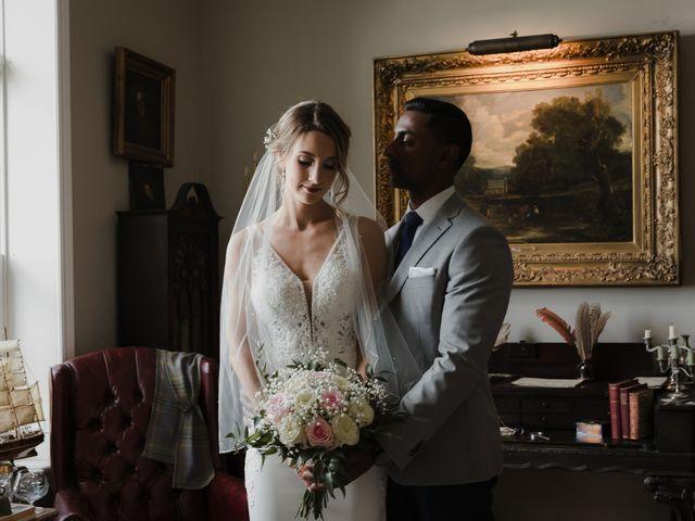Romelo and Ali's wedding in Bethany, Ontario 24