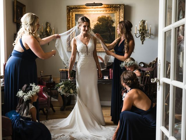 Romelo and Ali's wedding in Bethany, Ontario 26