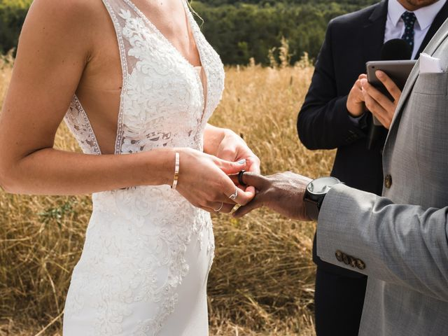 Romelo and Ali's wedding in Bethany, Ontario 31