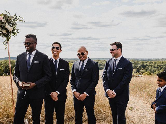 Romelo and Ali's wedding in Bethany, Ontario 33