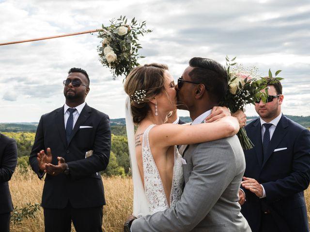 Romelo and Ali's wedding in Bethany, Ontario 35