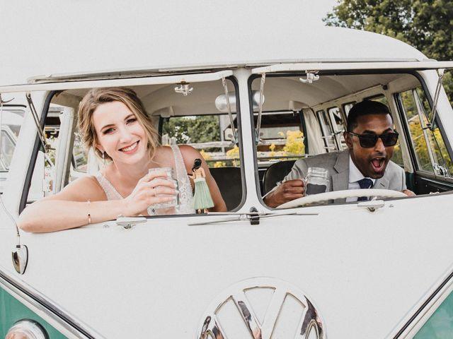 Romelo and Ali's wedding in Bethany, Ontario 1